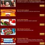 Christmas Bonus Offers