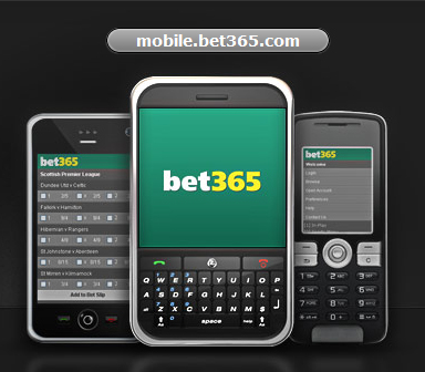 Mobile Free Bet at Bet365