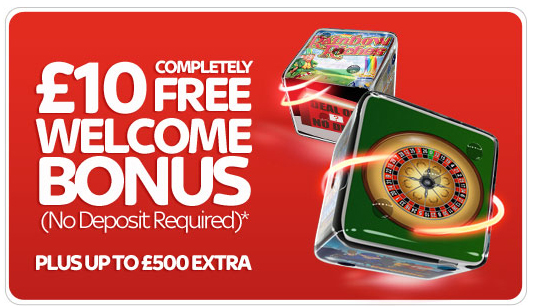 Welcome Bonus at Sky Vegas