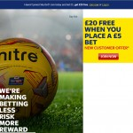SkyBet Get £20 Free, Plus Another £5 Free Every Week!